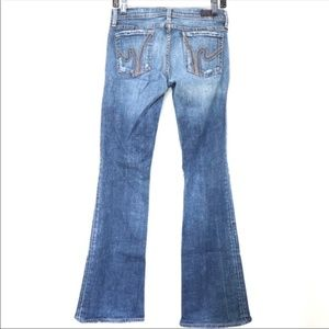 Citizens of Humanity  Ric Rac #109 Flare Jeans